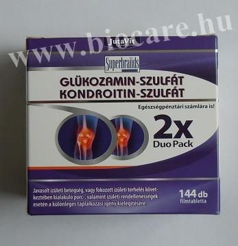 glükozamin-kondroitin 500083 progresszív ízületi fájdalom