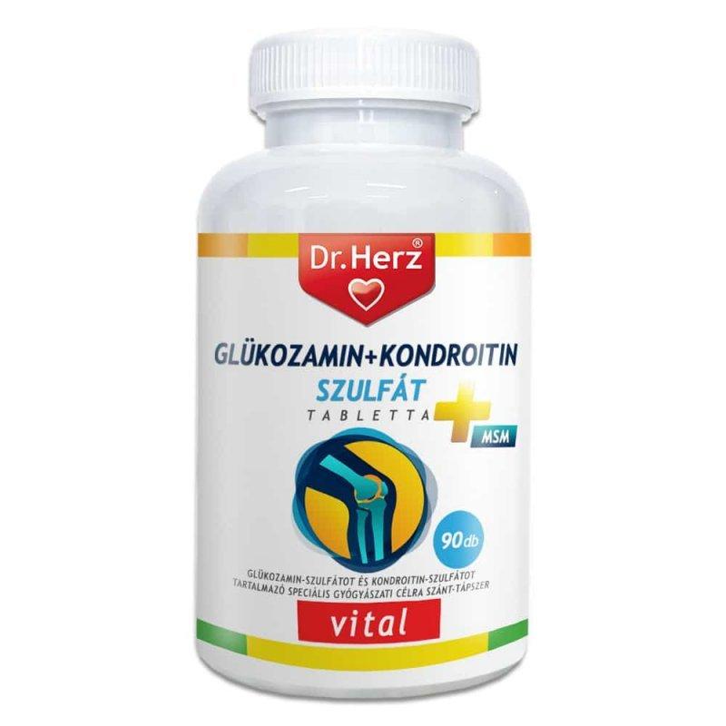 vitaminok glükózamin-kondroitinnel az összes ízület fájdalma csak az ortofént segíti