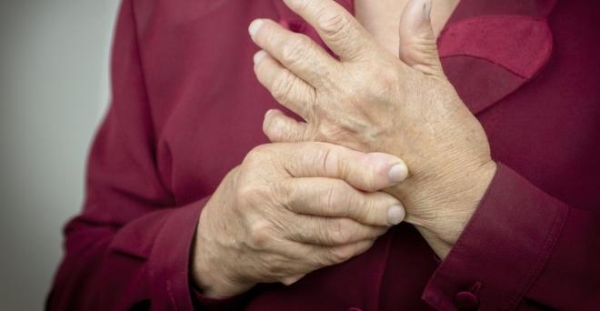 kéz ujjai ízületi gyulladása artrózis kezelése 2 fokkal