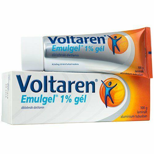 VOLTAREN EMULGEL 1% gél - Gyógyszerkereső - Hákontrel.hu