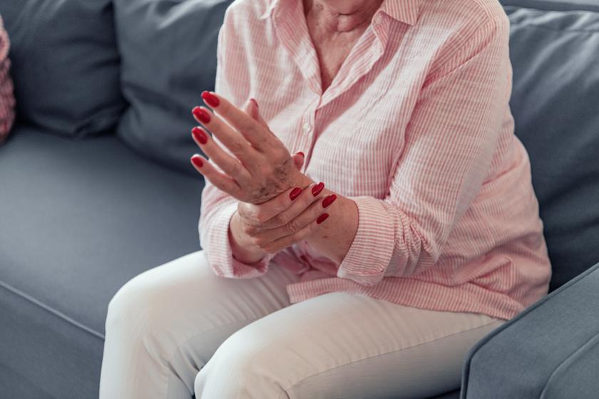 A hüvelykujj degeneratív elváltozása   TermészetGyógyász Magazin