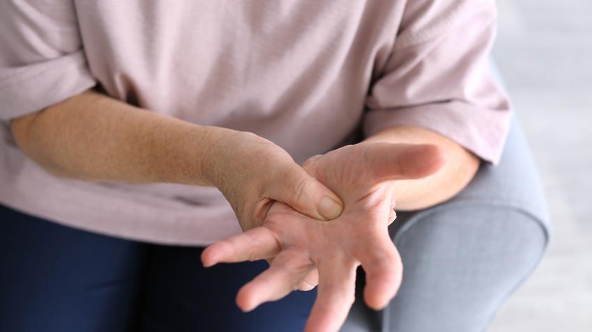 a kéz könyökízületeinek kezelése
