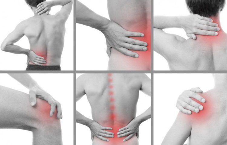 málna és ízületi fájdalmak