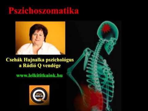izom- és ízületi fájdalmak pszichoszomatikája