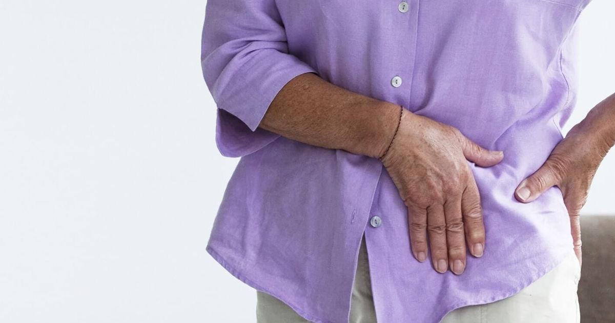 szúró fájdalom a csípőben