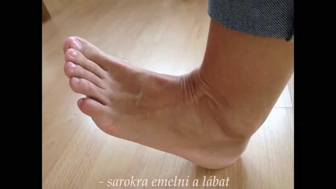 hogyan lehet eltávolítani a fájdalmat a láb ízületében