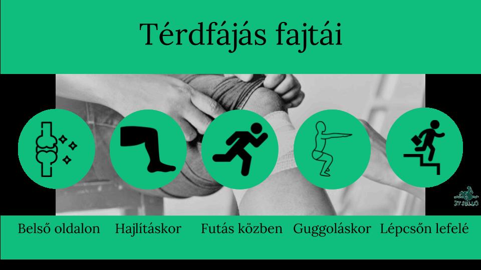 Térd belső részének fájdalma - Mozgásszervi megbetegedések