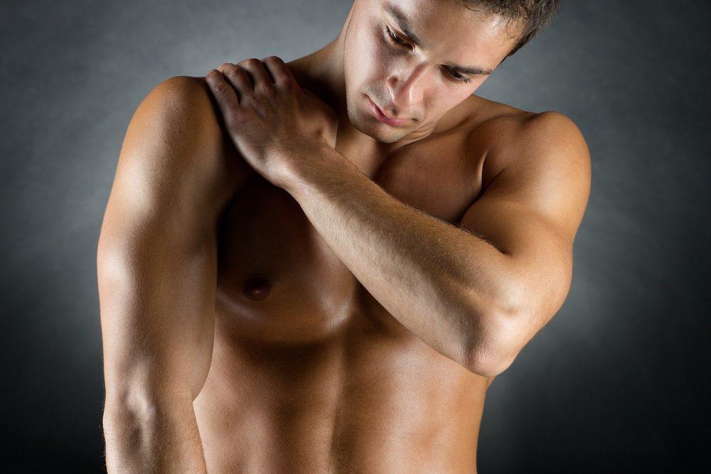 fájdalom a vállízületben a testépítés során
