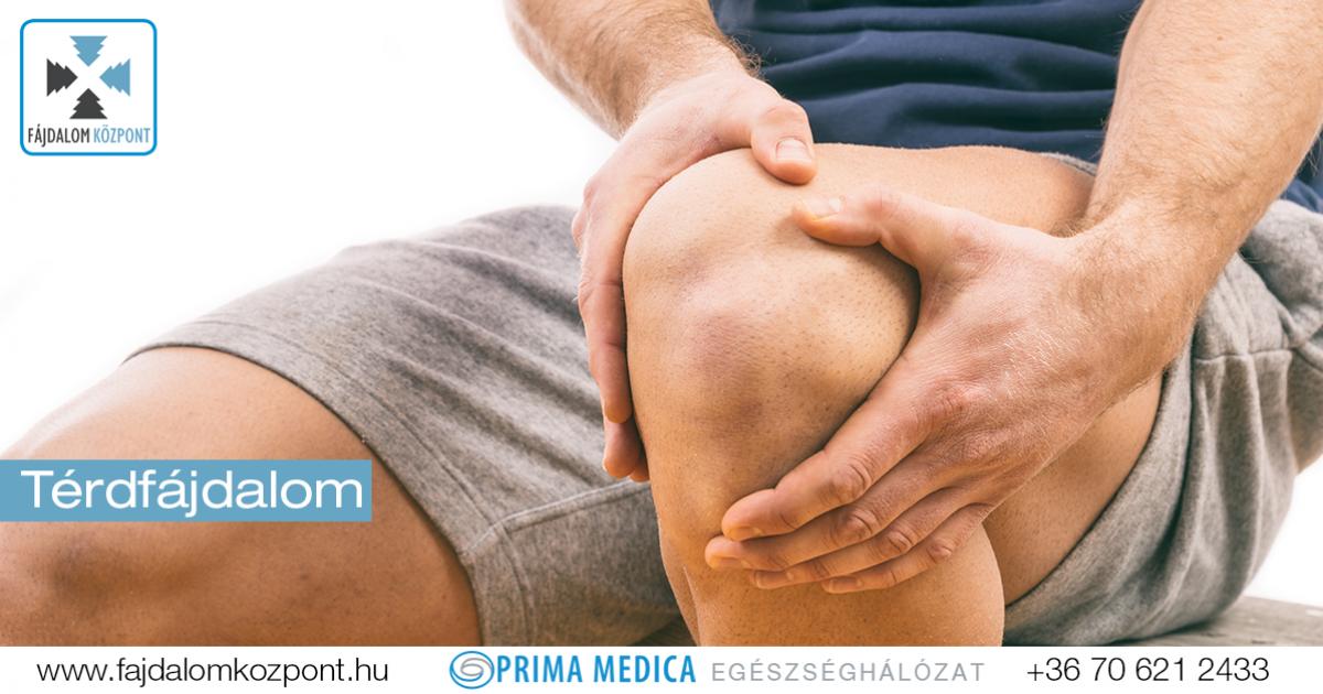 fájdalom a térdízületben, mit kell tenni lehet-e kezelni a lábak ízületeit