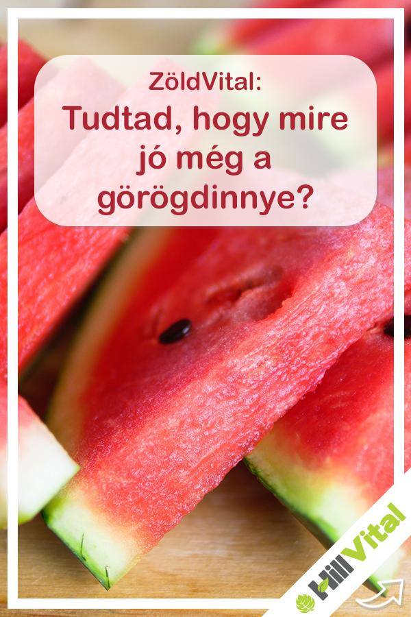 görögdinnye és ízületi fájdalmak hogyan kezelhető a térdízület meniszkuszos törése