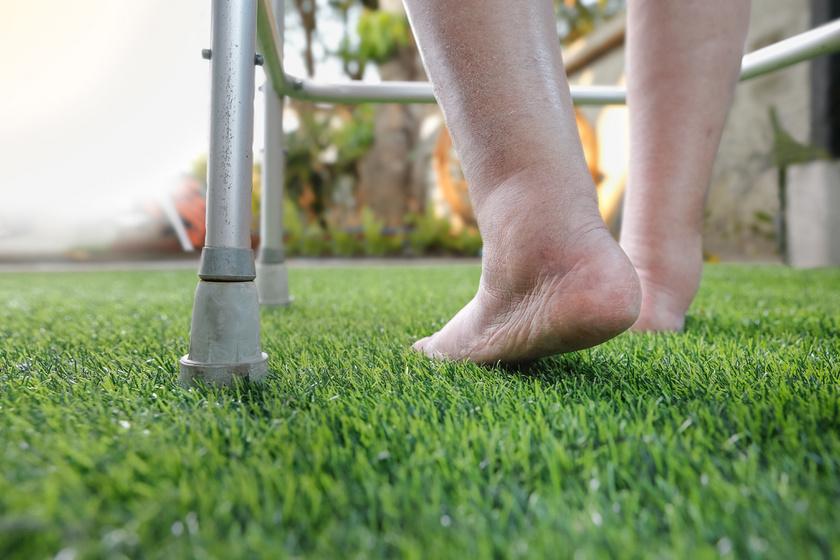duzzadt és nehéz lábak kezelése