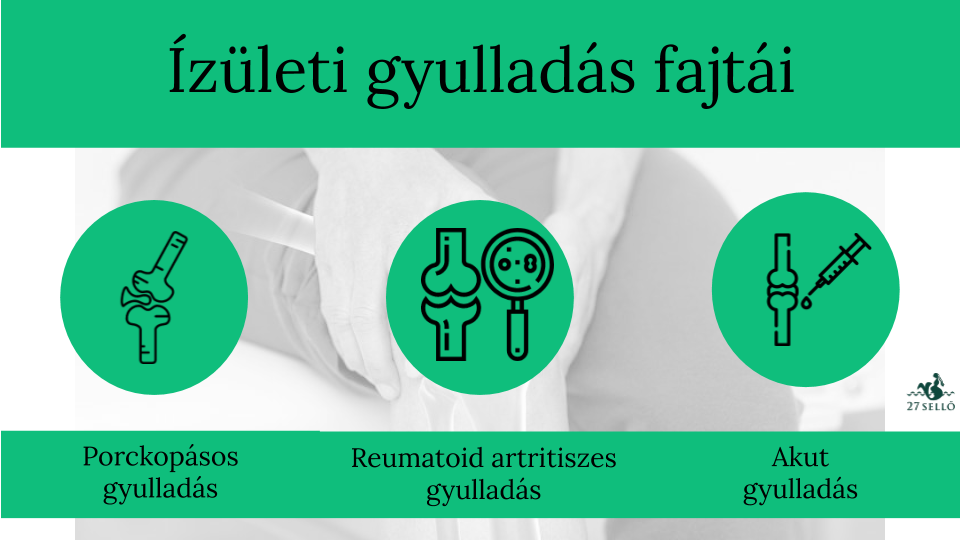 ízületi betegségek kezelésének áttekintése