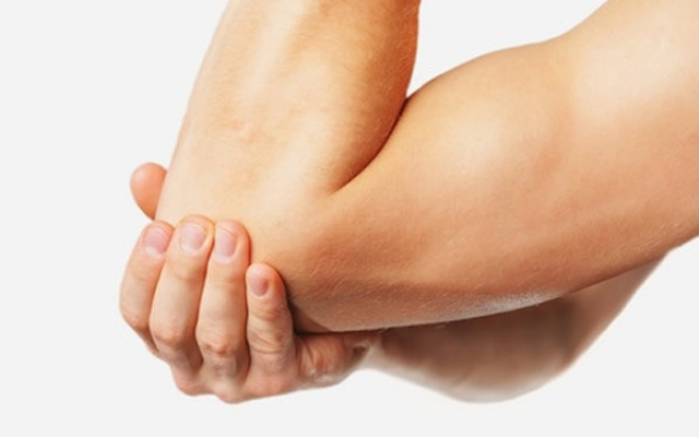 a könyökízületek ízületi tünetei és kezelése