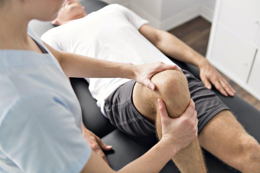 térdfájdalom fizioterápiás kezelés