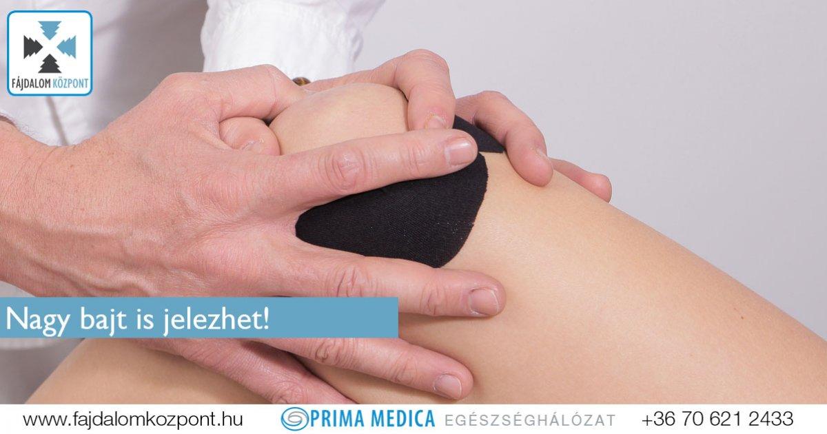 térdízület fáj a futás után kalcium-d3 nycomed ízületi fájdalmak miatt