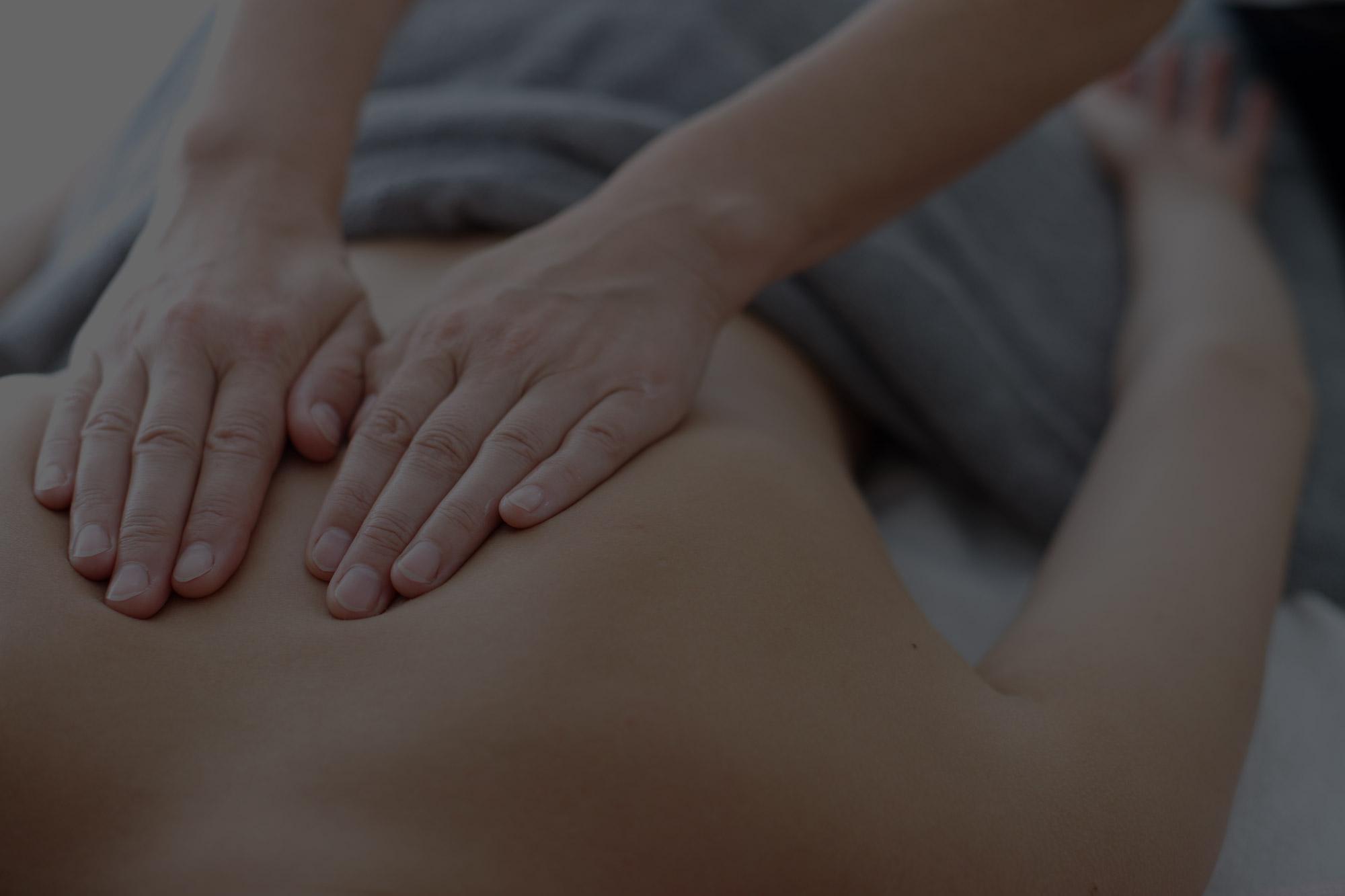ízületi fájdalom masszázs terapeutaként