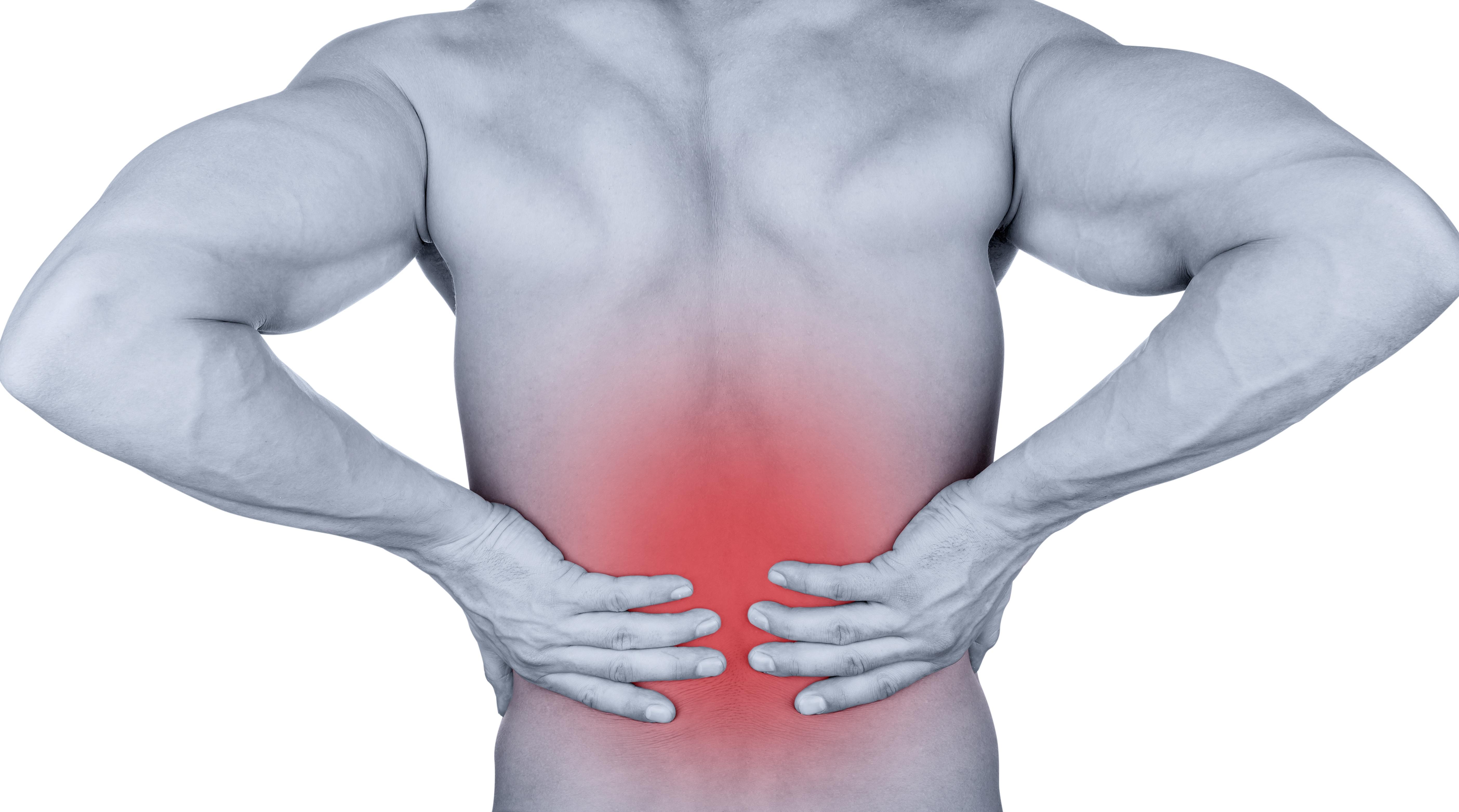 derékfájdalom kezelése a csípő egyedül fáj