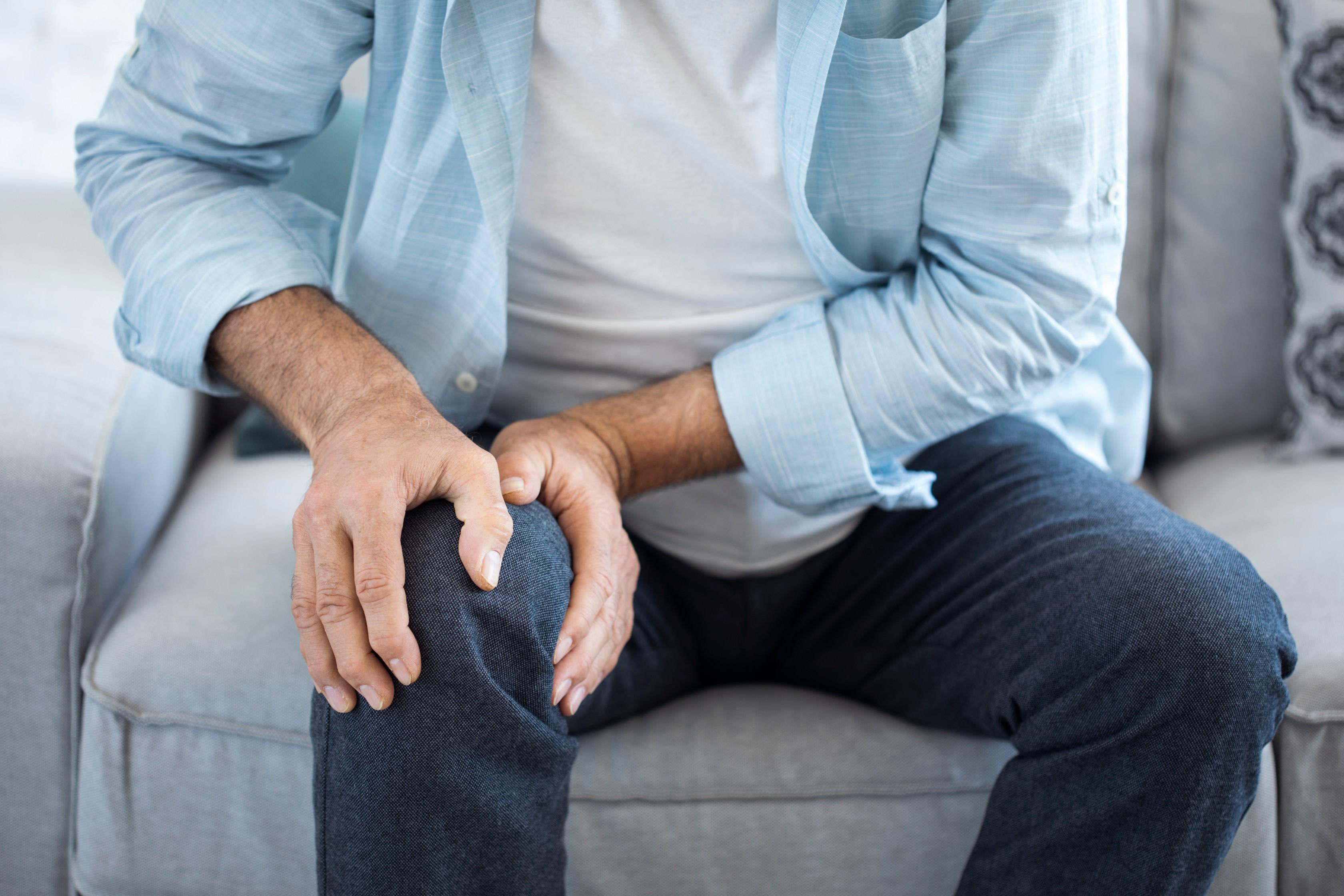 aerobik a térd artrózisában