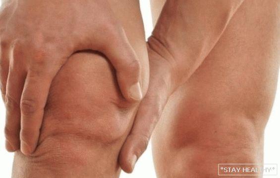 fájó térdízület mi lehet