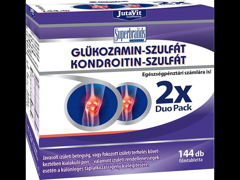 glükozamin és kondroitin komplex éjszakai fájdalom az ízületekben és a hát aljában