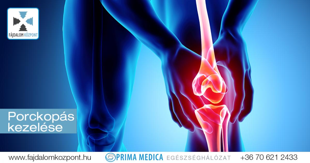 hatékony módszerek a térd artrózisának kezelésére