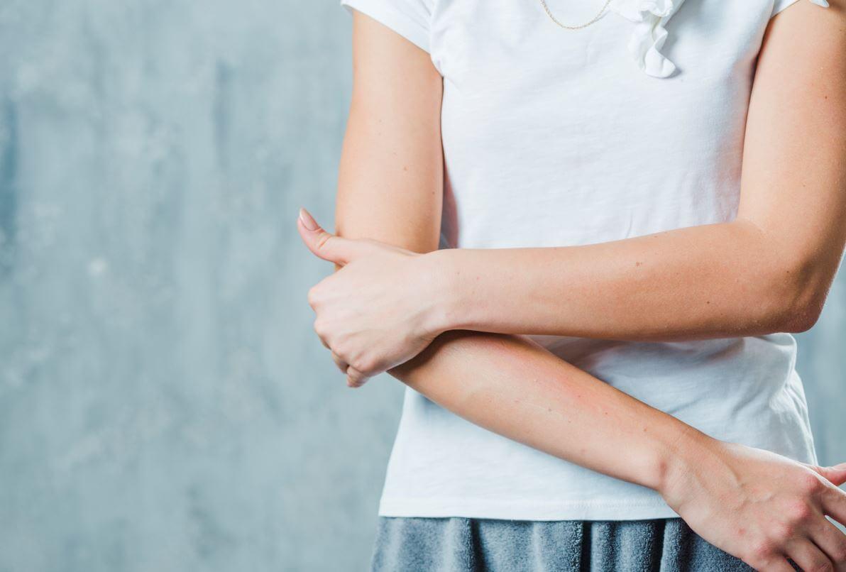 terápiás gyakorlatok a könyökízület fájdalmára sertésháló artrózis kezelés