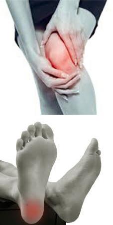 térdfájdalom kicsavart lábát az ízületek és a gerinc kezelésének titkait