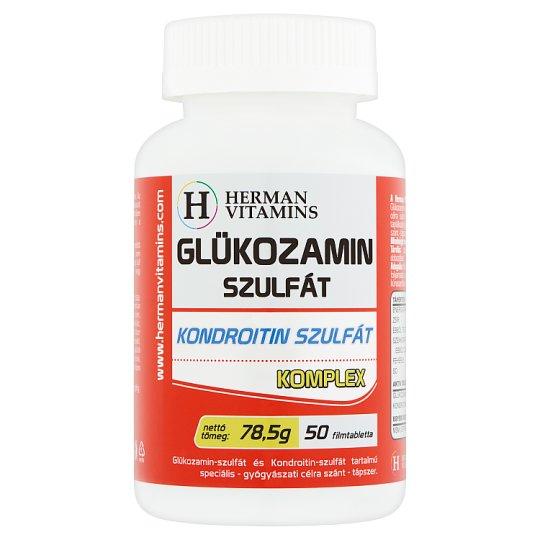 kondroitin-szulfát-glükozamin az ízületek fájnak a vállakon