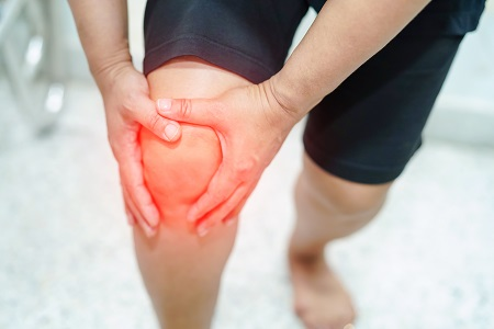 nagyon fájdalmas ízület a lábon