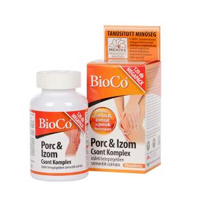 bioco porc izület tabletta 60db fájó láb és a lábak ízületei