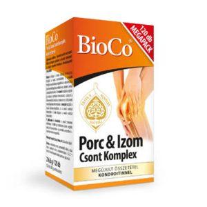 bioco porc izület tabletta 60db hatékony gyógyszer ízületi betegségek kezelésére